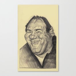 Sopranos Canvas Print