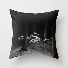 Ethereum Throw Pillow