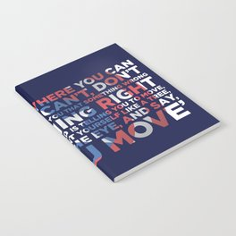 Civil War Quote Notebook