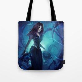 Dark Caster Tote Bag