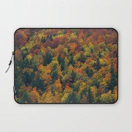 Stunning autumn forest Laptop Sleeve