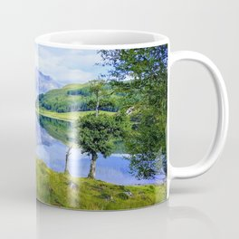 Beinn Eighe Mountain (Scottish Landscape) Coffee Mug