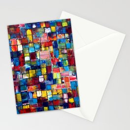 """""""Push My Buttons"""" Stationery Cards"""