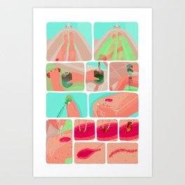operation Art Print
