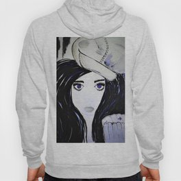 Melinda. Illustrated from the book Tempting Tempo by Author Michelle Mankin. Hoody
