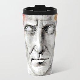 Not an academic portrait Travel Mug
