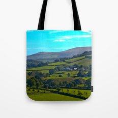 Devon Landscape Tote Bag