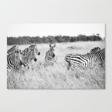 independent::kenya  Canvas Print