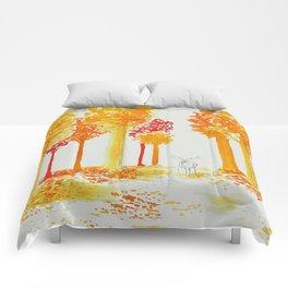 Otoño Comforters