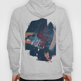 Pacific Northwest: a pretty minimal abstract piece by Alyssa Hamilton Art Hoody