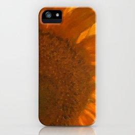 sun love iPhone Case