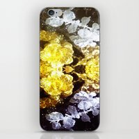 renaissance iPhone & iPod Skins featuring GOLD RENAISSANCE by Chrisb Marquez