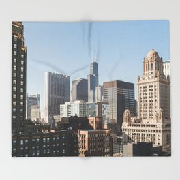 City View Throw Blanket