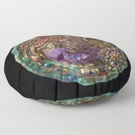 Animal Cell Structure Floor Pillow