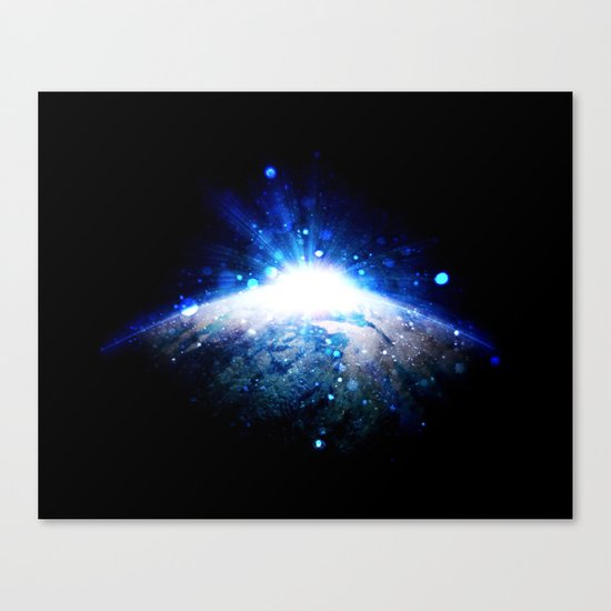 Sanctus Canvas Print