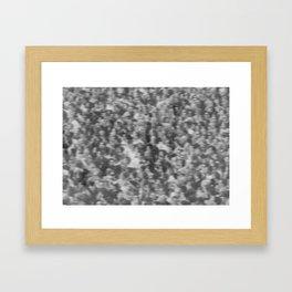 """Human Grain"" Framed Art Print"