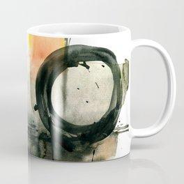 Enso Abstraction No. 107 by Kathy Morton Stanion Coffee Mug