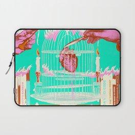 CAGED HEART II Laptop Sleeve