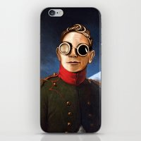 gore iPhone & iPod Skins featuring DM : A classic Martin Lee Gore by Luc Lambert