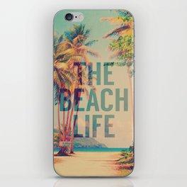 Beach Life iPhone Skin