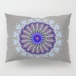 Mandala #102, Taupe Pillow Sham
