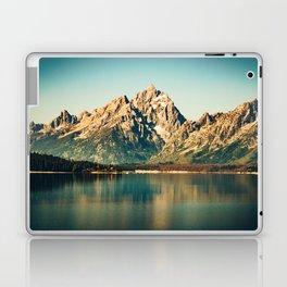 Mountain Lake Escape Laptop & iPad Skin