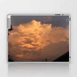 Orange Hue Laptop & iPad Skin