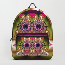 Cute Little Owl Goes Out Backpack