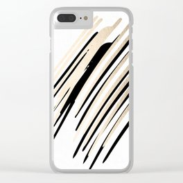Hovercraft Clear iPhone Case