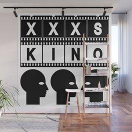 XXXS KINO HEAD FILMSTRIP Wall Mural