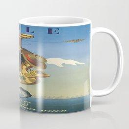 Vintage poster - Chile Coffee Mug