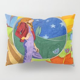 NIGHT AND DAY Pillow Sham