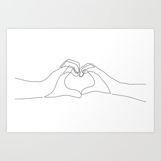 Hand Heart by explicitdesign