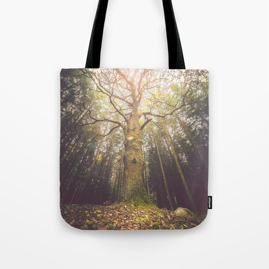 The taller we are Tote Bag