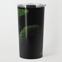 Green Mamba Travel Mug