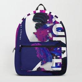 Pure Liquid Imagination : Concept 2 Backpack