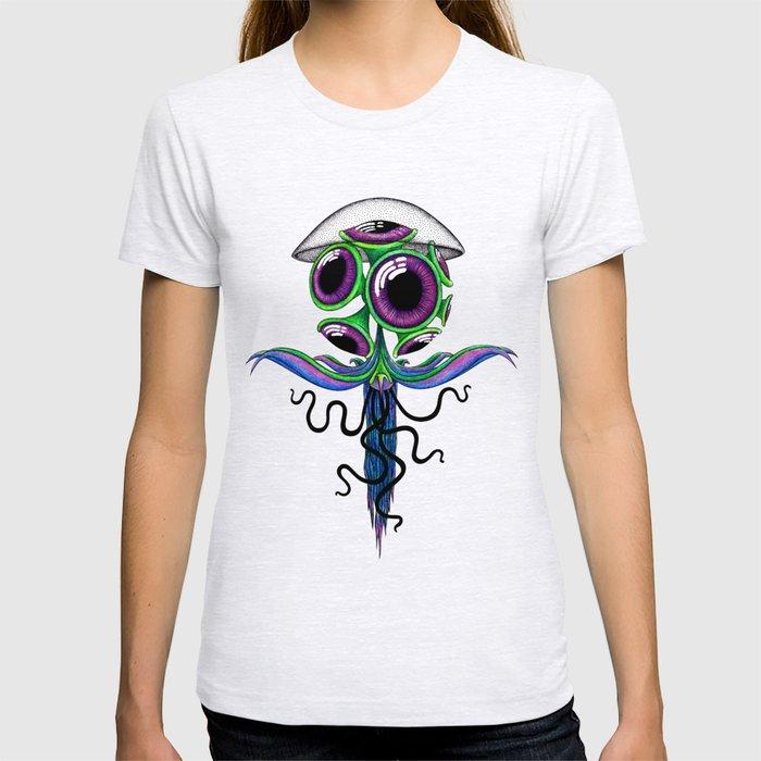 Purple Jellyfish T-shirt