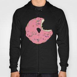 Pink Sprinkled Donut Hoody
