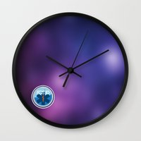 medical Wall Clocks featuring EOS 10, Alliance Medical by EOS 10