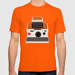 Polaroid SX-70 Land Camera T-shirt