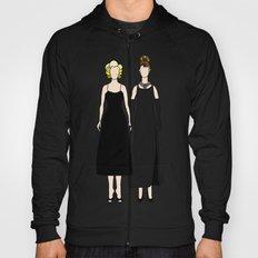Little Black Dress of Audrey Marilyn Hoody
