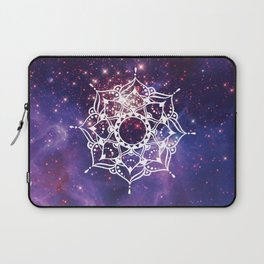 Space Mandala Laptop Sleeve