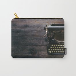Vintage typewriter Carry-All Pouch