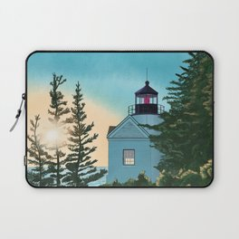 Shine the Light Laptop Sleeve