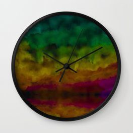Innermost Thoughts Wall Clock
