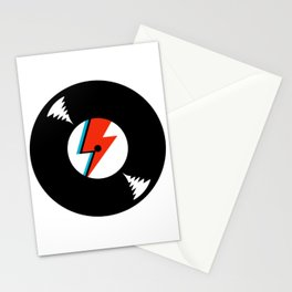 BOWIE LP Stationery Cards