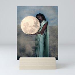 Where do we go when we all fall asleep anyways? Ver i Mini Art Print