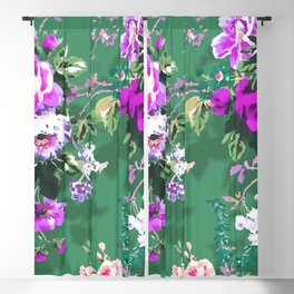 Bouquets with roses 5 Blackout Curtain