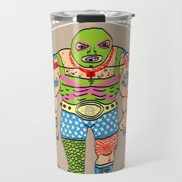 Lucha Libra! Travel Mug