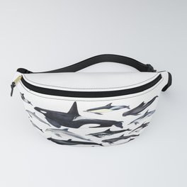Delphinidae: Dolphin family Fanny Pack